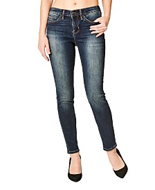Nicole Miller New York Soho High-Rise Skinny Jeans