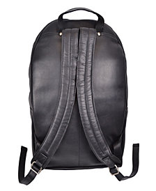 "Royce 15"" Laptop Backpack in Colombian Genuine Leather"