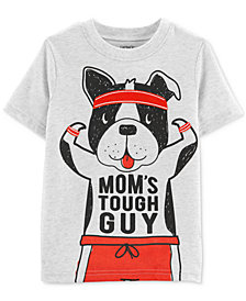 Carter's Toddler Boys Tough Guy Graphic Cotton T-Shirt