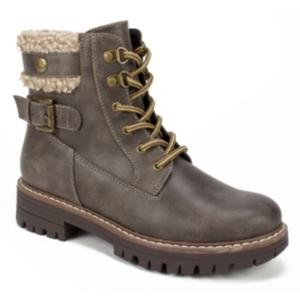 Women's Meldon Lace-Up Narrow Calf Boots Women's Shoes
