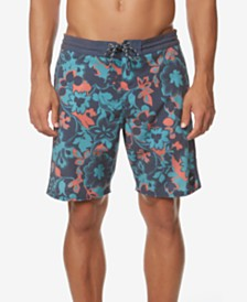"O'Neill Men's Printed 19"" Board Shorts"