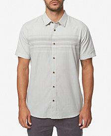 O'Neill Men's Letting Go Striped Shirt