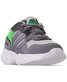 adidas Toddler Boys' Yung-96 Casual Sneakers from Finish Line
