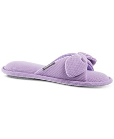 Isotoner Women's Dani Slide Slippers, Online Only