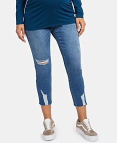 3e51c1e7b Jeans Maternity Clothes For The Stylish Mom - Macy's