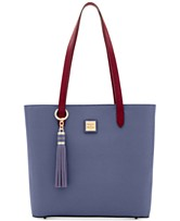 d6ce80d7c49 Dooney   Bourke Hadley Coated Leather Tote