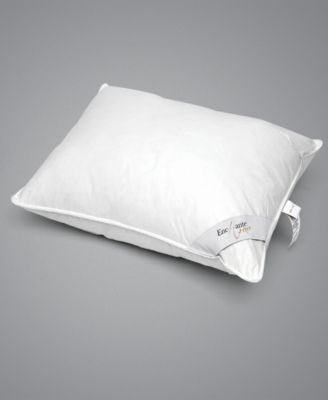 Luxury Goose Down & Feather Queen Pillow - Medium