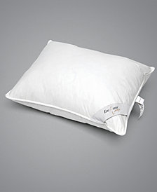 Enchante Home Luxury Goose Down & Feather Queen Pillow - Medium