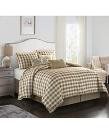 Eton 7-Piece Queen Comforter Set
