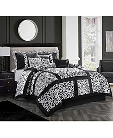Amazon 7-Piece Full Comforter Set