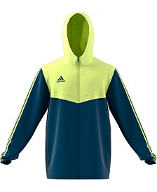 adidas Men's Tiro Colorblocked Windbreaker