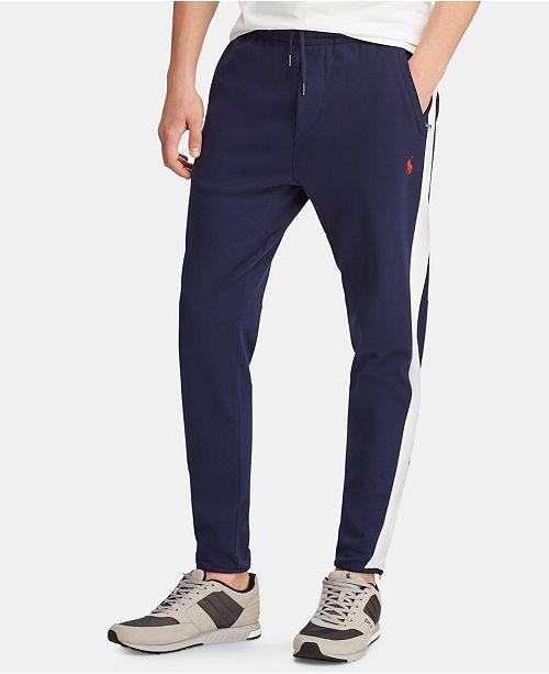 Polo Ralph Lauren Men's Big & Tall Cotton Interlock Active Pants