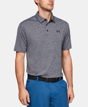 Under Armour Tops MEN'S HEATHERED PLAYOFF POLO