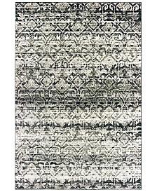 """Oriental Weavers Bowen 042H2 Gray/Ivory 5'3"""" x 7'6"""" Area Rug"""