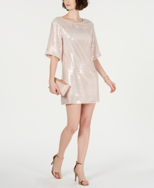 Laundry By Shelli Segal Dresses LAUNDRY BY SHELLI SEGAL SEQUINED SHEATH DRESS