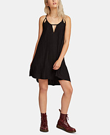 Volcom Juniors' Cutout High-Low Dress