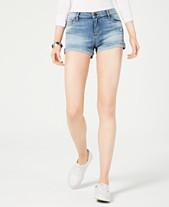 9e955b59e9 STS Blue Molly Cuffed Denim Shorts