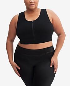 Yogatech Nina Mesh Zip Plus High Impact Bra