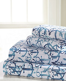 Anchors Twin Sheet Set
