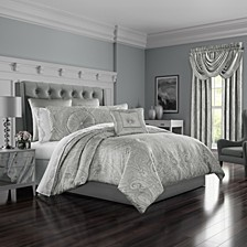 Five Queen Court Brooklyn Queen Comforter Set