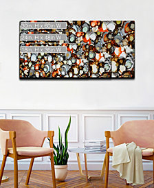 Ready2HangArt 'Metals' Abstarct Canvas Wall Art Collection