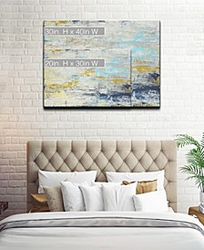 'Wave and Sound' Canvas Wall Art Collection