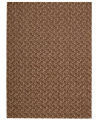"Home Area Rug, CK11 Loom Select Neutrals LS16 Pasture Fawn 2'3"" x 7'5"" Runner Rug"