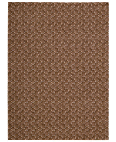 Calvin Klein Home Area Rug, CK11 Loom Select Neutrals LS16 Pasture Fawn 3'6