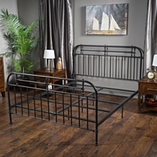 Nathan Queen Bed, Quick Ship