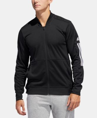 Men's Sport ID Half-Zip Hooded Jacket