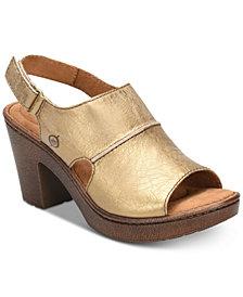 Born Wekiva Dress Sandals
