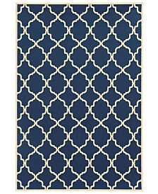 "Oriental Weavers Riviera 4770 6'7"" x 9'6"" Indoor/Outdoor Area Rug"