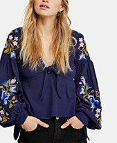 56dff0a708 Free People Women's Clothing Sale & Clearance 2019 - Macy's