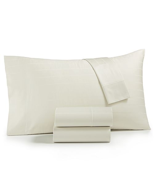 Charter Club CLOSEOUT! Sleep Cool 3-Pc Twin Sheet Set, 400-Thread Count Egyptian Hygro Cotton, Created for Macy's
