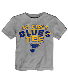 Outerstuff St. Louis Blues My First T-Shirt, Infants (12-24 Months)