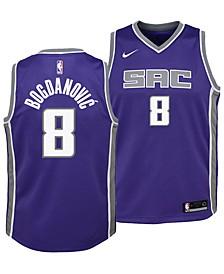 Bogdan Bogdanovic Sacramento Kings Icon Swingman Jersey, Big Boys (8-20)