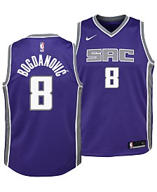 Nike Bogdan Bogdanovic Sacramento Kings Icon Swingman Jersey, Big Boys (8-20)