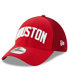 New Era Houston Rockets Earned Edition 39THIRTY Cap