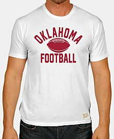 Retro Brand Men's Oklahoma Sooners Replica Coaches T-Shirt