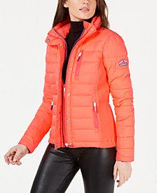Superdry Fuji Slim Hooded Puffer Jacket