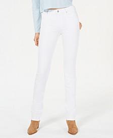 Nico Mid-Rise Cigarette Jeans