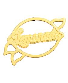 Lemonade Trivet, Created for Macy's