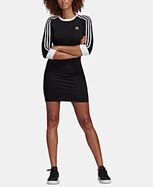 adidas Originals Adicolor 3-Stripe Dress