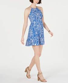 19 Cooper Printed Shift Dress