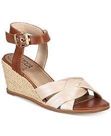 Lucca Lane Hermione Espadrille Wedge Sandals