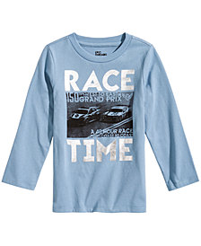Epic Threads Toddler Boys Race Time Graphic T-Shirt, Created for Macy's