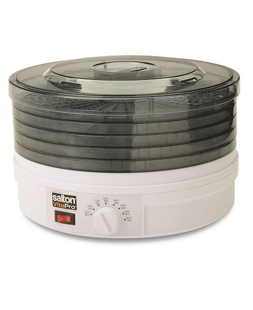Salton 5-Tray Food Dehydrator