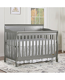 Ashton Full Panel Crib