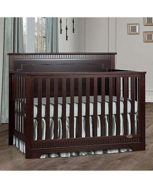 Dream On Me Morgan 5 in 1 Crib