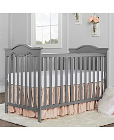 Dream On Me Bella Rose Classic Convertible Crib
